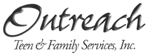 Outreach Teen and Family Services Logo
